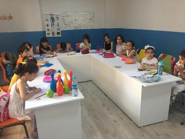 Sultanbeyli sancaktepe kurtköy ümraniye pendik kartal yaz okulu kurtköy pendik - Fen Mental Aritmetik